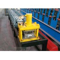 Buy cheap 5.5 M Length Roll Shutter Door Forming Machine With 8 - 15m / Min Working Speed from wholesalers