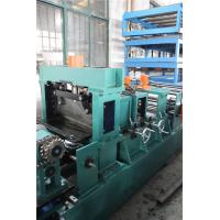 Buy cheap Hot Rolled Coils C Z Section Steel Purlin Roll Forming Machine 45 # Steel Shaft from wholesalers