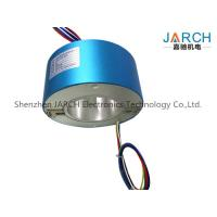 Buy cheap Industrial 200mm Through Bore Slip Ring IP54 For Semiconductor Handling Systems from wholesalers