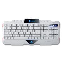Buy cheap Waterproof Feature Designs Keyboard White Mechanical Gaming Keyboard from wholesalers