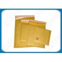 Buy cheap Mail Lite Recyclable Bubble Mailers Peel / Seal Light-weight Mailing Bubble Envelopes OEM from wholesalers