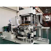 Buy cheap 500 Ton Clamping Force Horizontal Silicone Injection Machine for Vehicle Parts from wholesalers