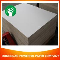 Buy cheap grey book binding board paper from wholesalers