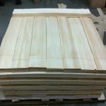 Buy cheap Light Yellow Wood Flooring Veneer Natural , Hardwood Floor Veneer from wholesalers