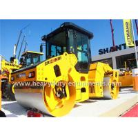 Buy cheap Double drum vibratory road roller SR14D-3with 14ton operating weight with cummins engine from wholesalers