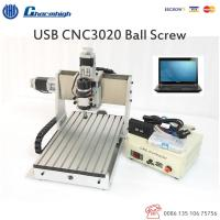 Buy cheap 3 Axis Laptop USB CNC3020 Router Ball screw For Engraving Drilling Milling Machine from wholesalers