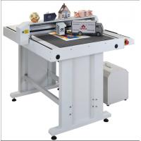 Buy cheap Automatic Digital Flatbed Cutter , Paper Pattern Flat Bed Die Cutting Machine from wholesalers