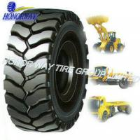 Buy cheap Good Quality Dump Truck Tire, OTR Tire (20.5R25 23.5R25 26.5R25 29.5R25 29.5R29), Forklift tire, Crane Tire, OTR Tyre from wholesalers