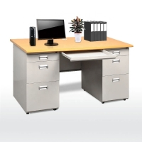 Buy cheap Knock Down L1600mm H750mm Office Table Desk from wholesalers