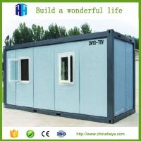 Buy cheap Sandwich Panel steel structure Container house/sandwich panel house 20FT container house from wholesalers