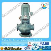 Buy cheap Marine vertical double-suction centrifugal pump from wholesalers
