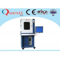 Buy cheap 15W CNC Precision UV  Laser Cutting Engraving Machine For PCB Glass from wholesalers