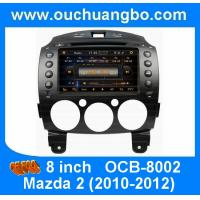 Buy cheap Auto MP3 player for Mazda 2 2010-2012 with GPS navigation system Steering wheel control china factory price OCB-8002 from wholesalers