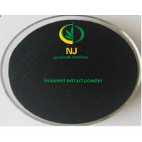 Buy cheap NJ organic fertilizer |Seaweed extract powder |made from Ascophyllum Nodosum for agriculture from wholesalers