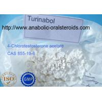 Buy cheap Tbol / Turinabol / Oral Tbol Stack To Get Lean Gains Without Side Effect 855-19-6 from wholesalers