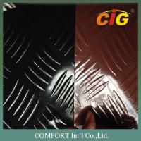 Buy cheap Width 2m Thickness 1.8mm Grey PVC Floor Covering With Non Woven Backing 20m Length product