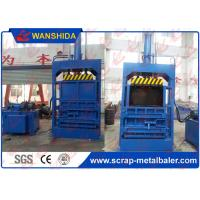 Buy cheap High Density Vertical Waste OCC Cardboard Waste Paper Baler Tie Baler Y82-100 from wholesalers