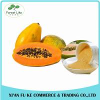 Buy cheap Nutritional Food Ingredients Papaya Extract Papain Enzyme Powder from wholesalers