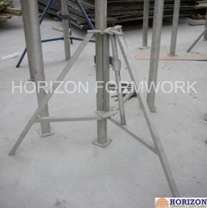 Buy cheap Slab Concrete Forming Adjustable Construction Props , Flexible Foldable Shoring Prop product