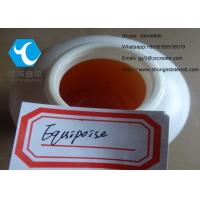 Buy cheap Raw Boldenone Steroids Injectable Boldenone Undecylenate EQ Equipoise Liquid For Cutting Cycle from wholesalers