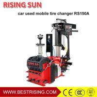 Buy cheap Car used automatic leverless mobile tire changer for  sale from wholesalers