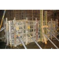 Buy cheap good rigidity  concrete shearing force wall formwork system electrophoretic paintfshuttering from wholesalers