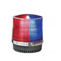 Buy cheap Red And Blue Police Beacon Light Magnet Fixation , Led Rotating Beacon Lights from wholesalers