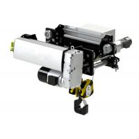 Buy cheap Wire Rope Electric Crane Hoist Famous Brand Motor With Long Life Time from wholesalers