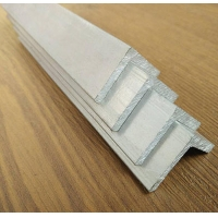 Buy cheap Aluminium Angle Trim 50mm for Automotive Decoration 5mm Wall Thickness from wholesalers