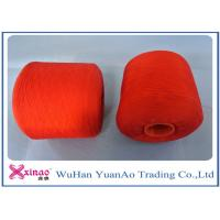 Paper Core 100% Spun Polyester Sewing Thread , Polyester Spun Yarns Wholesale