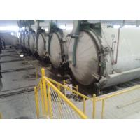 Buy cheap Φ2.5m Custom High Steam Pressure AAC Autoclave For AAC Block Making Plant product