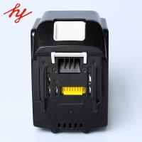 Buy cheap 18V 4000mAh Li-ion Replacement Power Tool Battery for BL1815  BL1840 BL1850 194205-3 from wholesalers