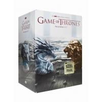 Buy cheap Wholesale Game of Thrones The Complete Seasons 1-7  34dvd  TV DVD boxset,free shipping,accept PP,Cheaper from wholesalers