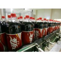 Buy cheap Cola Soda Water Beverage Production Line , Carbonation Machine IndustrialFor PET Bottle from wholesalers
