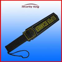 Buy cheap Anti Interference ABS Airports Portable Security Metal Detector Wand with Holster from wholesalers
