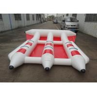 Buy cheap Firproof Custom Inflatable Flying Fish Boat Water Surfing Board Water Equipmen from wholesalers
