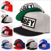 Buy cheap Flat Bill Hip Hop Baseball Cap Unisex Snapback Hat with Raised 3D Embroidery from wholesalers