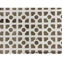 Buy cheap Decorative Perforated Metal Sheet Facade Panels For Hydraulic Fittings from wholesalers