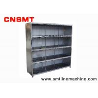 Buy cheap Non Toxic SMT Stencil Storage Cart Stainless Steel Material High Bearing Strength from wholesalers