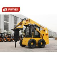 Buy cheap Mini Loader Front Loader Bobcat Case Ce Rops Fops Ws 50 Skid Steer Loader, bobcat, CE, wheel loader,forklift from wholesalers