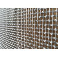 Buy cheap Stainless Steel Architectural Metal Screen For Facade Sunshade Partition Cladding from wholesalers