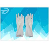 Buy cheap Latex Surgical Gloves Powder Free Sterilized By Gamma Radiation from wholesalers