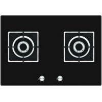 Buy cheap 75cm Built-in Gas Hob with 2 Burners from wholesalers