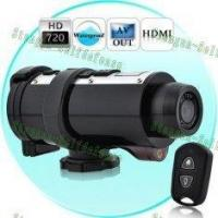 Buy cheap Helmet Remote Control Outdoor Waterproof Sports Action Camera T-06 from wholesalers