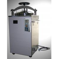 Buy cheap Vertical Pressure Steam Sterilizer(hand round automatic) from wholesalers