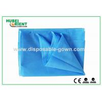 Buy cheap Dust Proof PP Disposable Bed Sheets , Single / Double Bed Sheets For Hotels from wholesalers