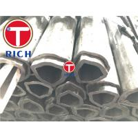 Buy cheap Q235 / Q345 Engineering Special Steels Triangle Shape For Algricultural Machineries from wholesalers