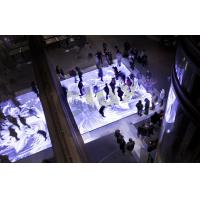 Buy cheap Epistar SMD 3 In1 P6 Indoor Led Screen Aluminium Alloy LED Dance Floor from wholesalers