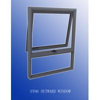 Buy cheap SY96 OUTWARD WINDOW.aluminium profiles ,strengthen heat-insulation and sound-insulation. from wholesalers