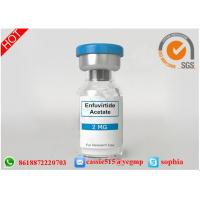 Buy cheap Custom Injectable Growth Hormone Peptides Enfuvirtide Acetate T-20 For HIV / Aids from wholesalers